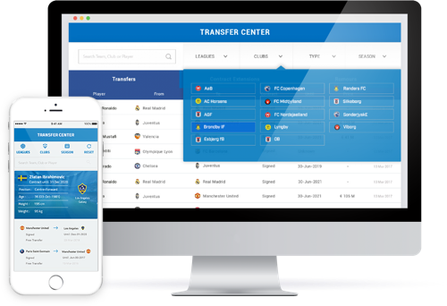 Transfer Center Image